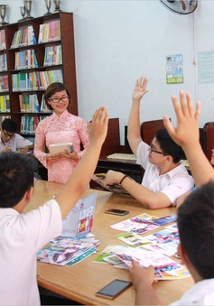 Con đường đến với sáng kiến giảng dạy xuất sắc của đoàn GV Việt Nam