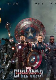 """Dàn sao Captain America: Civil War gây """"bão"""" với lời chào """"Tôi yêu Việt Nam"""""""