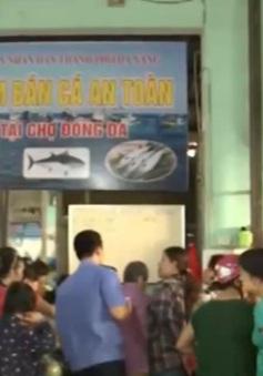 Đà Nẵng: Cá sạch - cung không đủ cầu