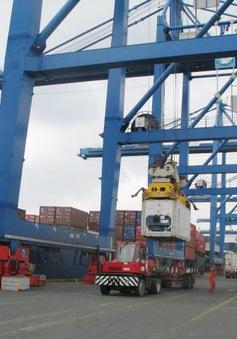 Tàu thương mại tải trọng lớn đầu tiên cập bến Tân Cảng – Cái Cui