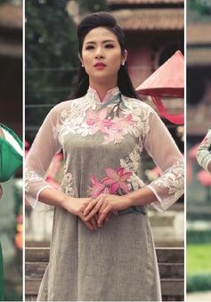 Những người đẹp một thời hội tụ trong Lễ hội áo dài 2016