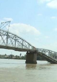 Cầu Ghềnh thông xe ngày 30/6, vượt tiến độ 15 ngày
