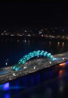 Cầu Rồng Đà Nẵng nhận giải Thành tựu xuất sắc trong kỹ thuật xây dựng 2016