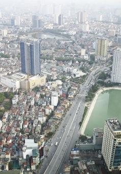 Góc nhìn Hà Nội khác lạ từ những chiếc cầu vượt nội đô