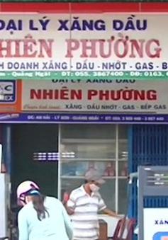 Phê bình việc bán xăng dầu giá cao ở đảo Lý Sơn