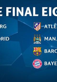 Lộ diện 8 đội vào tứ kết Champions League: Dễ có nội chiến Tây Ban Nha
