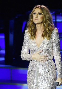 Celine Dion nhận giải Biểu tượng Billboard 2016