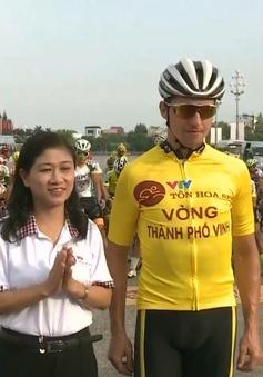 VIDEO chặng 6 Giải xe đạp quốc tế VTV - Cúp Tôn Hoa Sen 2016