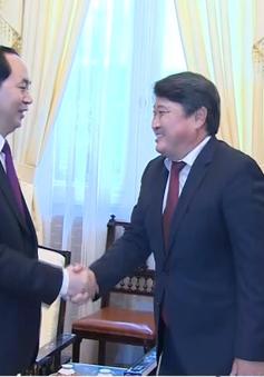 Việt Nam - Mông Cổ đạt nhiều thỏa thuận quan trọng