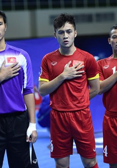 Để đi tiếp, ĐT futsal Việt Nam cần những gì?