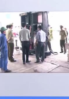 Cây xăng số 9 ở Vĩnh Phúc đảm bảo chất lượng