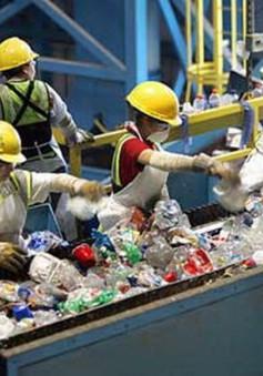 Đến năm 2030, 100% đô thị phải có công trình tái chế chất thải rắn