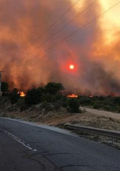 Hỏa hoạn nghiêm trọng tại Marseille (Pháp), hàng trăm người sơ tán