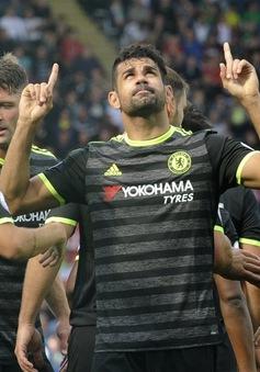 Swansea 2-2 Chelsea: Costa lập cú đúp, Chelsea thoát hiểm tại Liberty