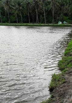 Kiên Giang: 3 trẻ đuối nước thương tâm tại vuông tôm