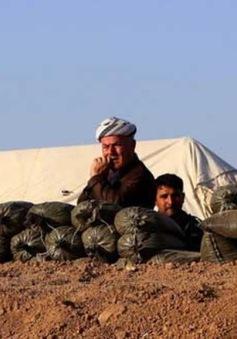 Phiến quân người Kurd tấn công miền Đông Mosul, Iraq