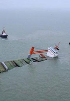 Va chạm giữa tàu chở dầu và tàu cá tại Hàn Quốc, 1 người thiệt mạng