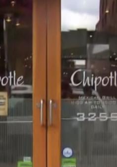 Lợi nhuận hãng Chipotle giảm 82% sau vụ bê bối khuẩn E.coli