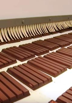 Đã có cách làm ra chocolate ít đường