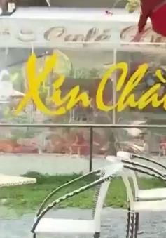 Chủ quán cà phê Xin Chào: Ngưng bán đồ ăn nhưng vẫn bị xử phạt