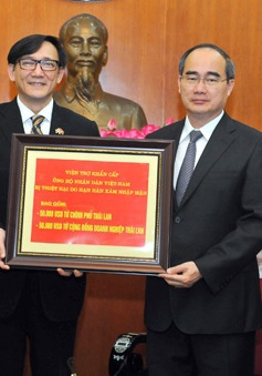Thái Lan hỗ trợ Việt Nam khắc phục hạn hán