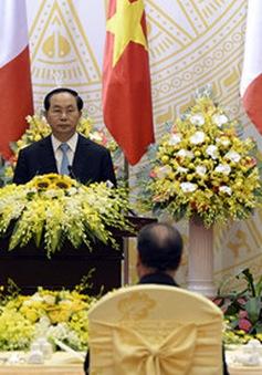 Thiết lập tầm nhìn lâu dài quan hệ Việt Nam - Pháp
