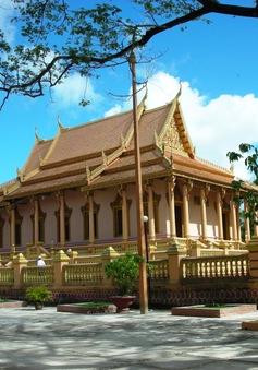 Kh'Leang - Ngôi chùa gần 500 năm tuổi ở Sóc Trăng