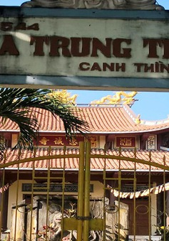 Hàng loạt ngôi chùa ở Bình Định bị mất trộm