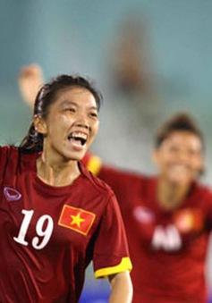 Kết quả, lịch thi đấu ĐT nữ Việt Nam tại giải vô địch Đông Nam Á 2016