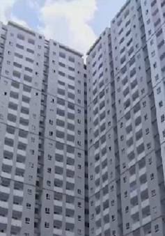 Ẩn họa khôn lường từ chung cư chưa nghiệm thu đã cho dân về ở