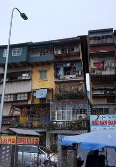 Hà Nội huy động 316.000 tỉ đồng xây dựng chung cư cũ