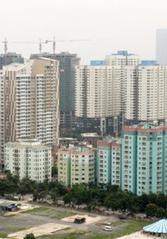 Phó Chủ tịch UBND TP Hà Nội chỉ ra 6 bất cập trong quản lý chung cư tại Thủ đô