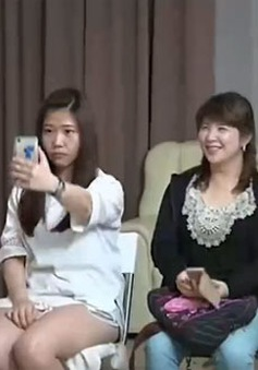 Thú vị với lớp học chụp ảnh selfie