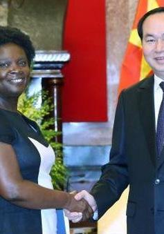 Chủ tịch nước tiếp Phó Chủ tịch Ngân hàng thế giới