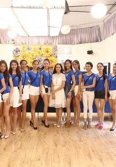 Hoa khôi áo dài Việt Nam: Thúy Hạnh bật mí tính khốc liệt của đấu trường nhan sắc quốc tế