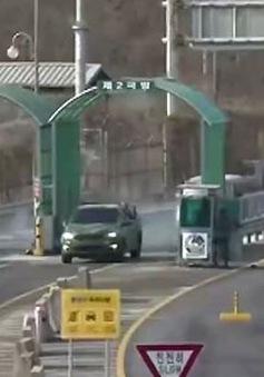 Khu công nghiệp chung Kaesong trở thành khu vực quân sự