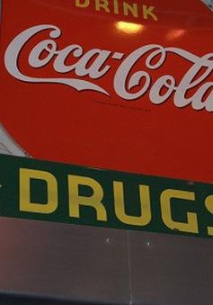 Phát hiện cocaine trong nhà máy Coca-Cola