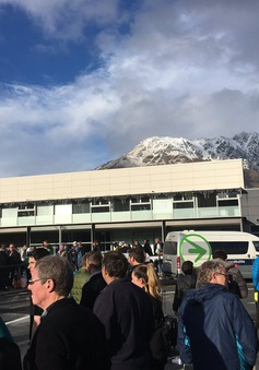 New Zealand: Sân bay sơ tán khẩn cấp vì đe dọa đánh bom