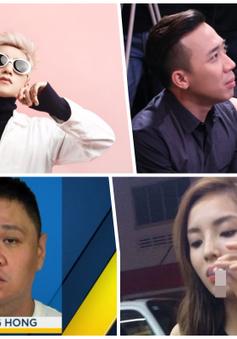 2016 – Năm những lùm xùm tràn ngập showbiz Việt