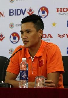 Công Vinh có thể vắng mặt trận gặp Đài Loan (TQ)