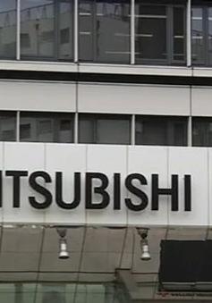 Cổ phiếu Mitsubishi mất giá mạnh sau bê bối khí thải