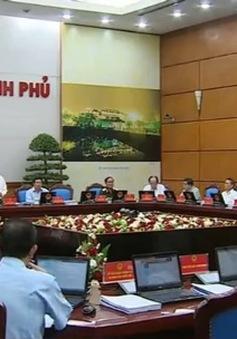 Chính phủ thông qua dự thảo các Nghị định về điều kiện kinh doanh