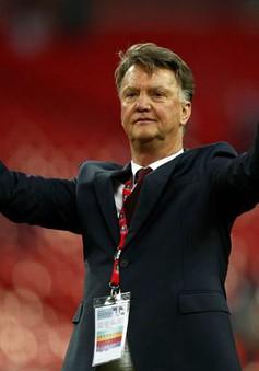 HLV Van Gaal được khen hết lời trong thông báo sa thải từ Man Utd