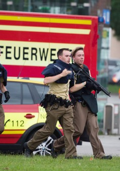 Hội đồng an ninh liên bang Đức họp khẩn sau vụ xả súng tại Munich