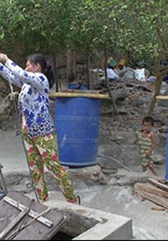 Chắt chiu từng giọt nước trên quần đảo Nam Du, tỉnh Kiên Giang