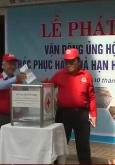 Đà Nẵng: Phát động ủng hộ đồng bào bị hạn, mặn