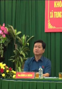 Bí thư Thành ủy TP.HCM sẽ tiếp xúc cử tri tại Hóc Môn và Củ Chi