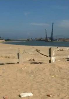 Cửa biển bồi lấp: Chuyện dài chưa có hồi kết