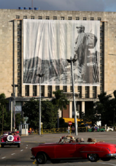 Cuba chuẩn bị cho lễ tang lãnh tụ Fidel Castro