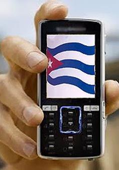 Cuba hợp tác với Mỹ cung cấp dịch vụ di động